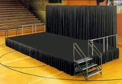 Where to rent STAGE GUARDRAIL  4 in Spartanburg SC