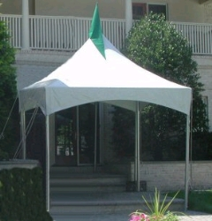 Where to rent 10X10 FRAME HIGH PEAK TENT  NEW   4 in Spartanburg SC