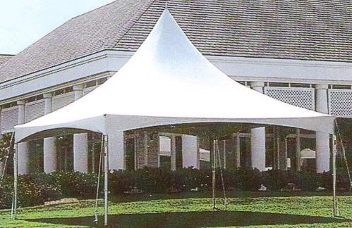 20x20 Frame High Peak Tent New 4 Rentals Spartanburg Sc