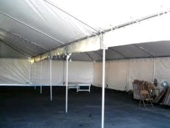 Where to rent TENT, GUTTER  PER FOOT in Spartanburg SC