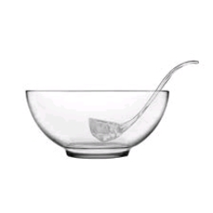 Where to rent PUNCH BOWL 12.5 QT GLASS in Spartanburg SC