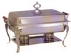 Where to rent CHAFER, 8 QT RECT STNLS in Spartanburg SC