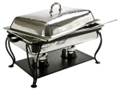 Where to rent CHAFER, 8 QT RECT SILVER in Spartanburg SC