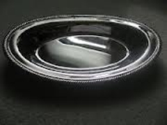 Where to rent TRAY, BREAD SILVER OVAL in Spartanburg SC