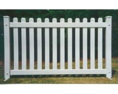 Where to rent FENCE, WHITE  NEW in Spartanburg SC