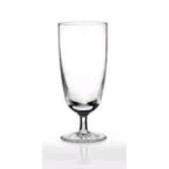 Where to rent BEVERAGE FOOTED GLASS 12oz- 36 in Spartanburg SC