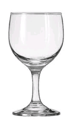 Where to rent RED WINE GLASS 8oz- 25 in Spartanburg SC