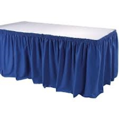 Where to rent 21  SKIRT, ROYAL BLUE in Spartanburg SC