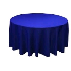 Where to rent 60 X120  TABLECLTH, RYL BLUE in Spartanburg SC