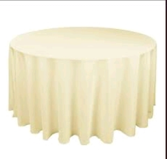 Where to rent 60 X120  TABLECLTH, IVORY in Spartanburg SC