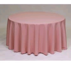 Where to rent 120  TABLECLTH, MAUVE in Spartanburg SC