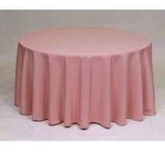 Where to rent 90  TABLECLTH, MAUVE in Spartanburg SC