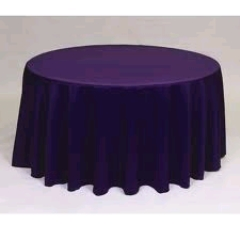 Where to rent 60 X120  TABLECLTH, PURPLE in Spartanburg SC