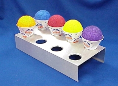 Where to rent SNOW CONE 8 HOLE CNTR TRAY in Spartanburg SC