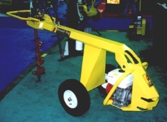Where to rent AUGER,1-MAN TOW 6 8 12 in Spartanburg SC