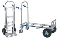 Where to rent CONVERTIBLE HAND TRUCK, GREY in Spartanburg SC