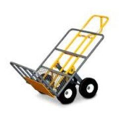 Where to rent HAND TRUCK, YELLOW 4 WHEEL, DOLLY in Spartanburg SC