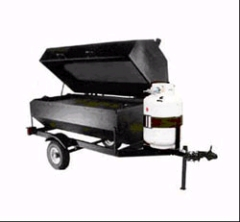 Where to rent GRILL, 6  TOWABLE PROPANE in Spartanburg SC