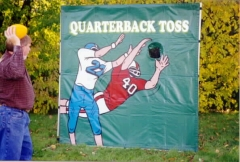 Where to rent QUARTERBACK TOSS GAME in Spartanburg SC