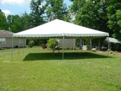 Where to rent 30X30 TRAC FRAME TENT  NEW   8 in Spartanburg SC