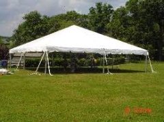 Where to rent 40X40 TRAC FRAME TENT  8 in Spartanburg SC
