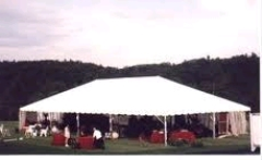 Where to rent 40X70 TRAC FRAME TENT  12 in Spartanburg SC
