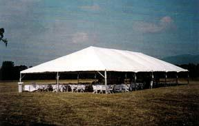 Where to find 40X85 TRAC FRAME TENT  14 in Spartanburg
