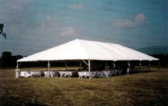 Where to rent 40X85 TRAC FRAME TENT  14 in Spartanburg SC