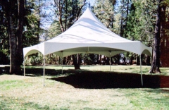 Where to rent 40  HEXAGON FRAME TENT 10   NEW   6 in Spartanburg SC