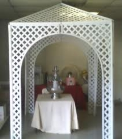 Where to rent GAZEBO, WT LATTICE in Spartanburg SC