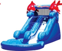 Where to rent WET SLIDE  2 LIL KAHUNA  YOUNGER RIDERS in Spartanburg SC