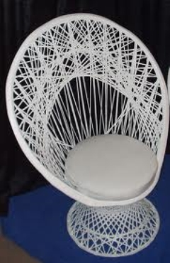 Where to rent CHAIRS, QUISENEIRA SILLA FAN BACK in Spartanburg SC