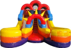 Where to rent WET SLIDE  8 DOUBLE SPLASH in Spartanburg SC