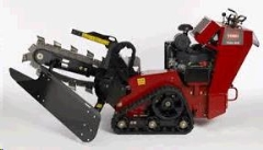 Where to rent BACKFILL BLADE TORO TRENCHER in Spartanburg SC