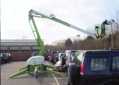 Where to rent MAN LIFT, PULL BEHIND 42 FT BOOM LIFT in Spartanburg SC