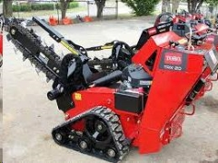 Where to rent TRENCHER, TORO 4 X24  TRACK in Spartanburg SC