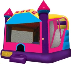 Where to rent COMBO BOUNCE  4 WET DRY HOUSE in Spartanburg SC