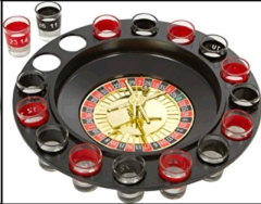 Where to rent ROULETTE SHOT GLASS GAME in Spartanburg SC