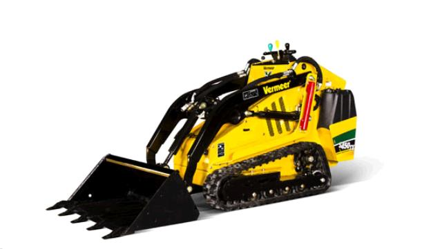 Where to find VERMEER S450TX MINI-TRACK LOADER in Spartanburg