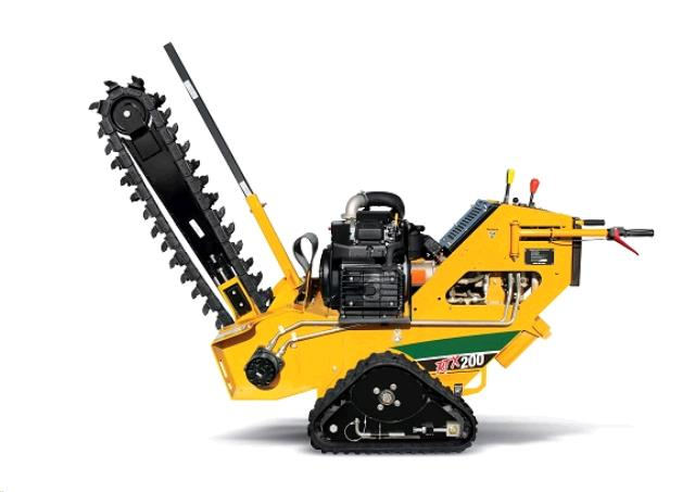 Where to find TRENCHER, VERMEER 6 X36  RTX200 in Spartanburg