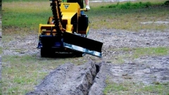 Where to rent BACKFILL BLADE - RTX200 TRENCHER in Spartanburg SC