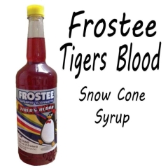 Where to rent SYRUP, QT - TIGERS BLOOD, SNOW CONE in Spartanburg SC