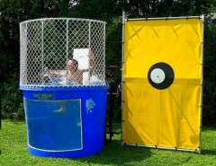 Where to rent DUNK TANK-500 GALLON in Spartanburg SC