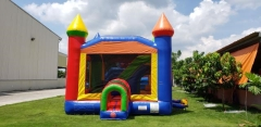 Where to rent COMBO  6 - RAINBOW MULTI-PLAY W  OBSTACL in Spartanburg SC