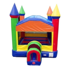 Where to rent MOONWALK CASTLE  8 - RAINBOW BOUNCE in Spartanburg SC