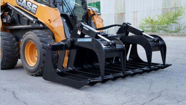 Where to find GRAPPLE BUCKET FOR BOBCAT 72   SEVRDUTY in Spartanburg