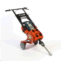 Where to rent FLOOR STRIPPER CART W  35LB BREAKER in Spartanburg SC