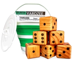 Where to rent GIANT DICE GAME  YARDZEE FARKLE in Spartanburg SC